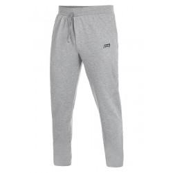 Spodnie męskie proste model 301 melanż